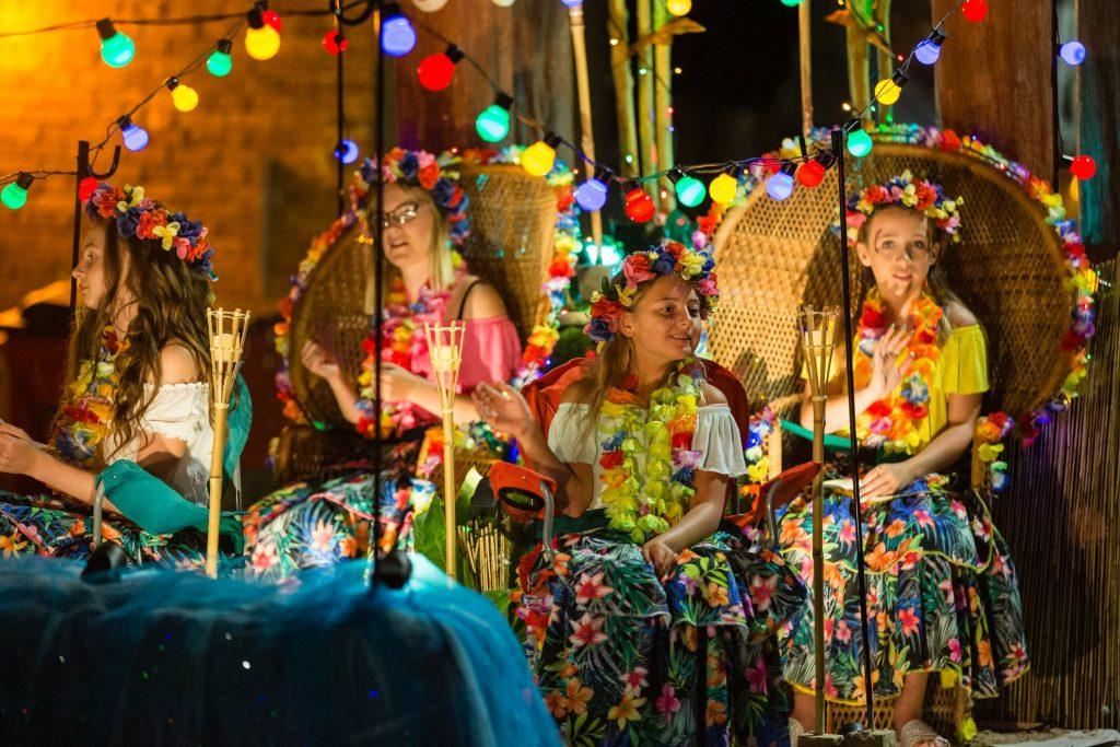 Newport Illuminated Carnival 2019