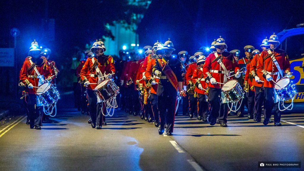 Illuminated Procession