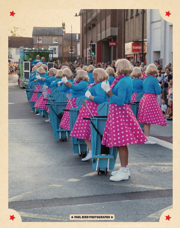 Get involved with Newport Carnival Isle of Wight